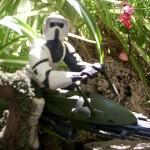 Star Wars - Speeder Bike