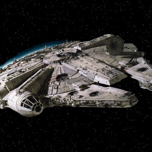Millenium Falcon – Star Wars