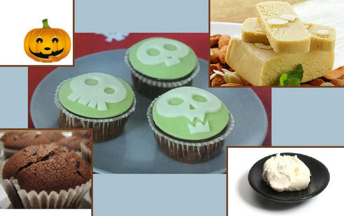 Muffin Terrificanti - Ingredienti