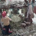Presepe, basta poco per la tradizione del Natale