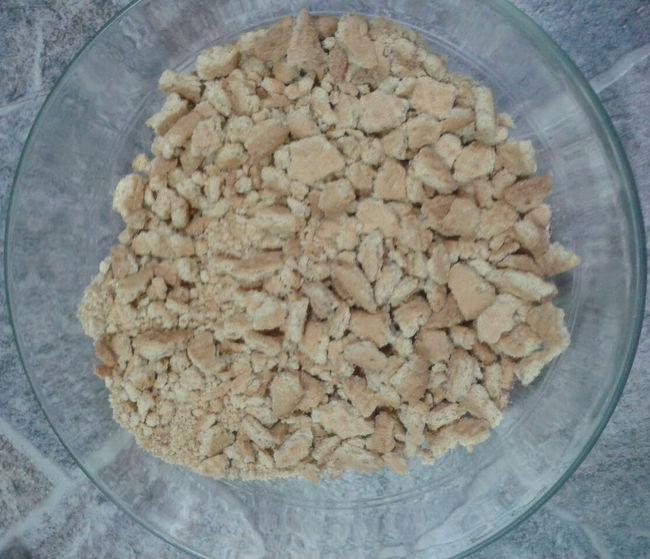 Salame Cioccolato - Biscotti Sbriciolati