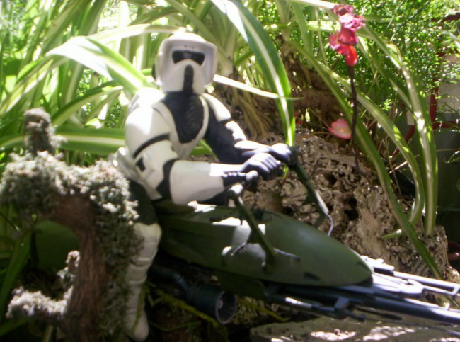 Speeder Bike – Star Wars