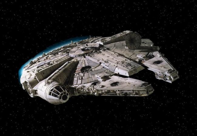 Millenium Falcon – Star Wars