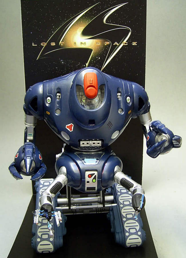 Robot B-9 – Lost in Space