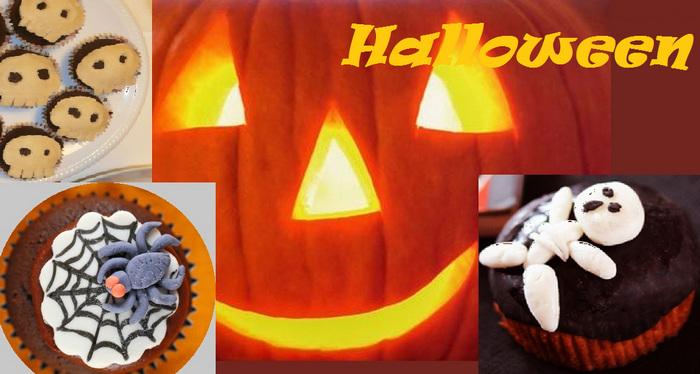 Halloween: Muffin Terrificanti