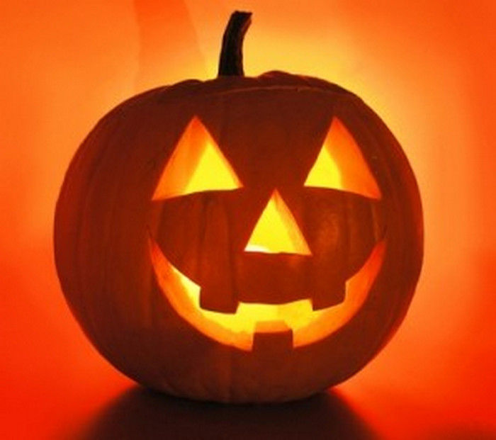 Halloween, la zucca intagliata