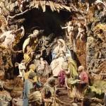 Presepe Napoletano Grotta del Bambino