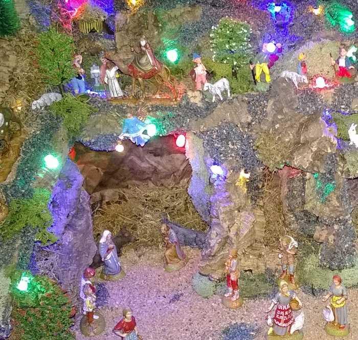 Presepe Napoletano - Grotta