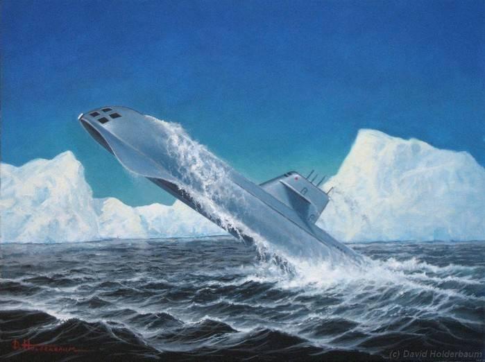 Seaview, sottomarino nucleare da viaggio in fondo al mare