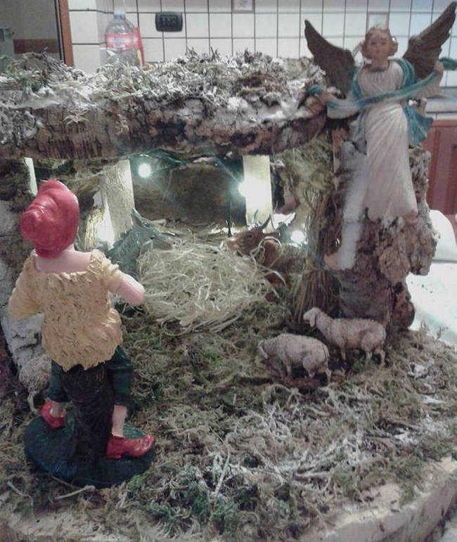 Presepe, la Grotta della tradizione natalizia